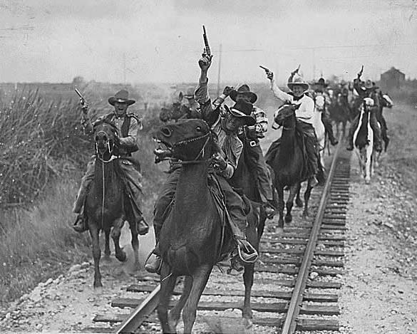 Die Wille Weste, en die treinspoor