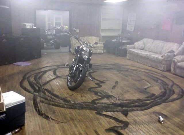 Stefan se 'mental image' van bikers oor die algemeen